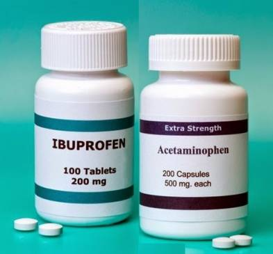 Ibuprofen and Acetaminophen Together for Toothache